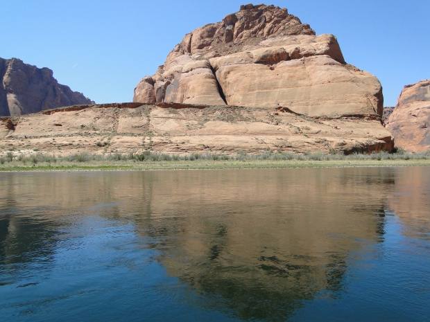 river view of Horse Shoe Bend