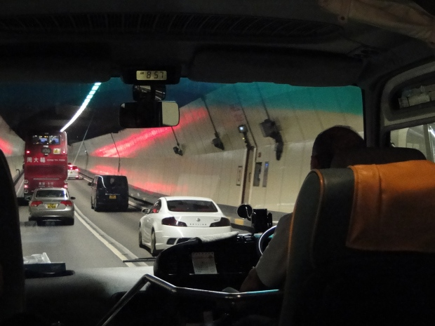 Cross-Harbor Tunnel